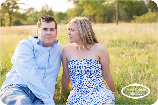 engagement photo session