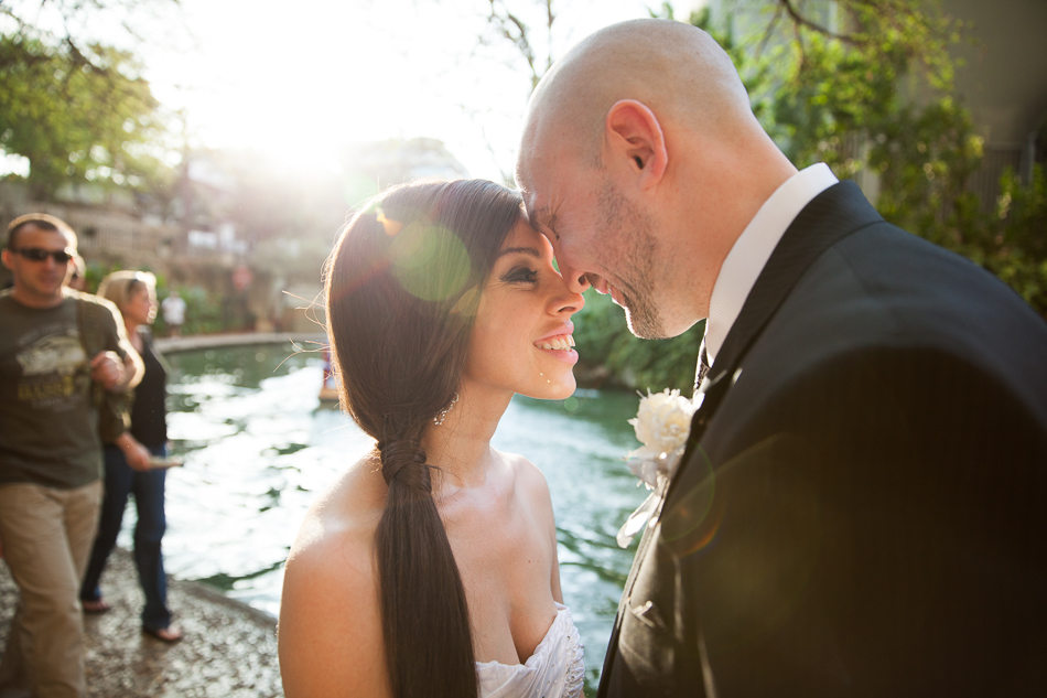 Jo'Elda + Nathan's San Antonio Wedding