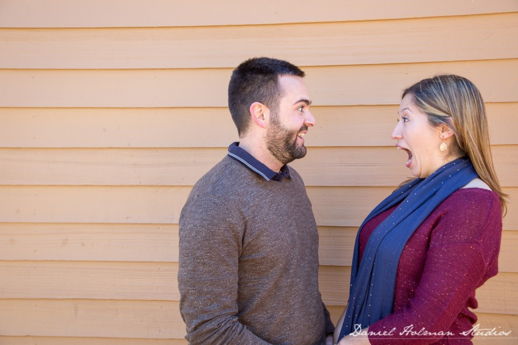 Hill Country Engagement Shoot