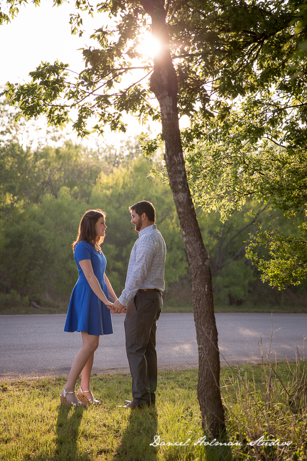 San Antonio Texas Engagement