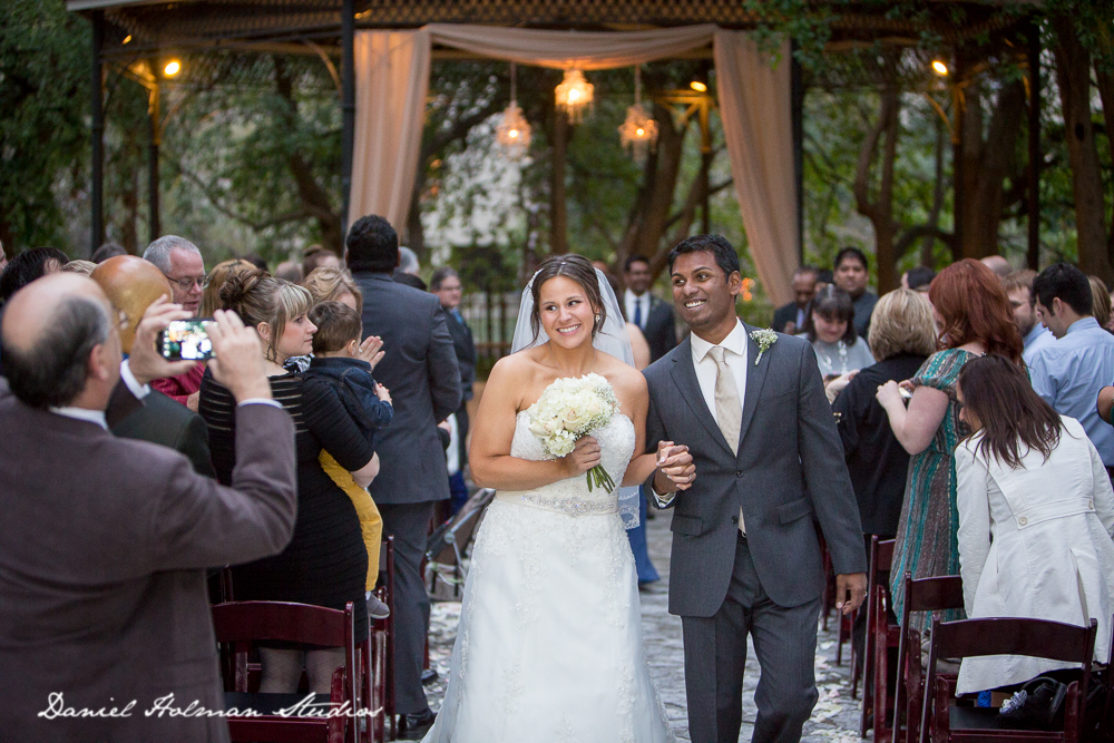Southwest School of Art Wedding – Meg & Kushan