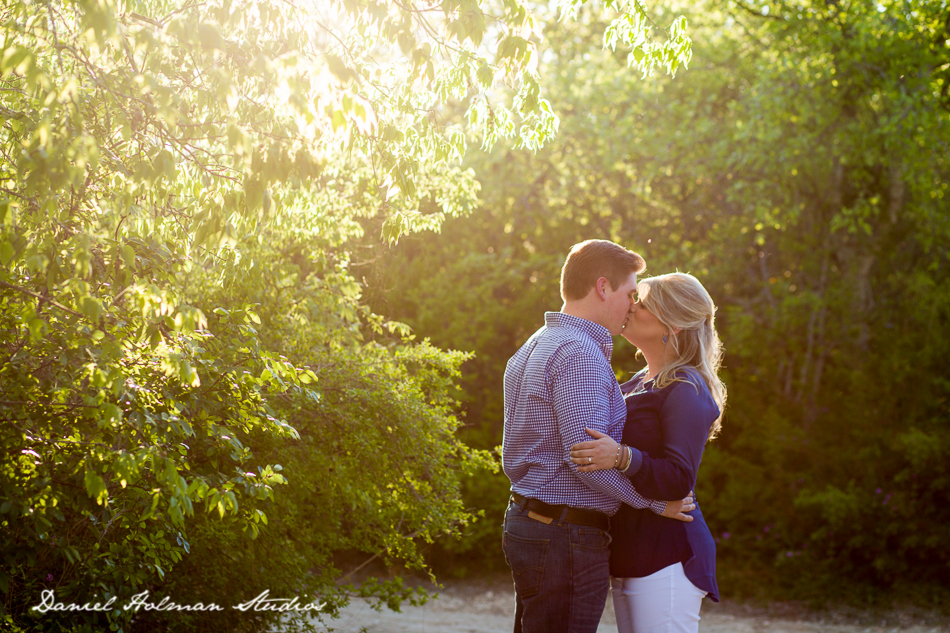 Kristen and Bobby's Engagement- Comanche Lookout Park