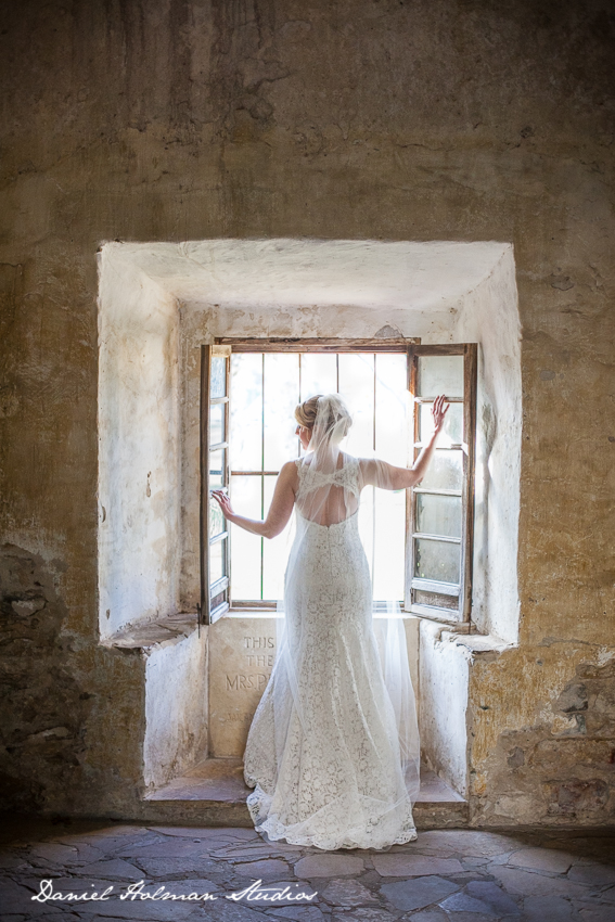 Megan's Bridal Portraits- Mission San Jose