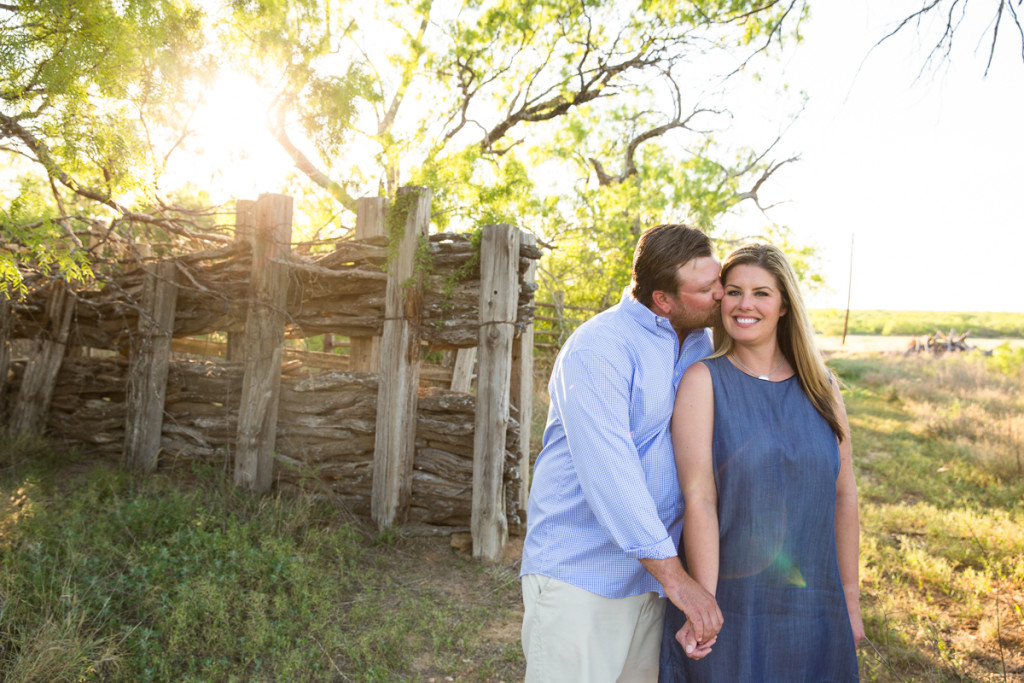 ranch family engagement shoot