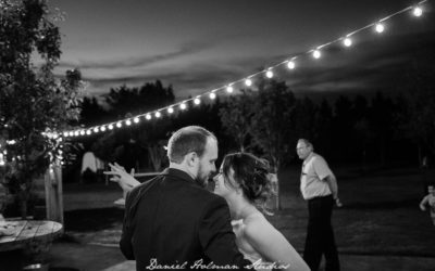 Aaron + Desirae Wedding Sneak Peek – Black and White